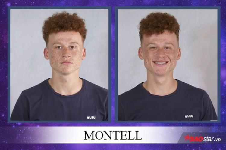 Không thay đổi dù chỉ là màu tóc mà chỉ được cắt gọn tóc. Các fan cho rằng phần makeover của Montell chính là… nụ cười.