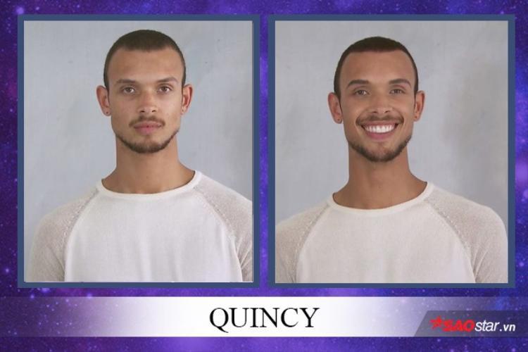 Thật sự thì Quincy đã thay đổi diện mạo hay chưa?