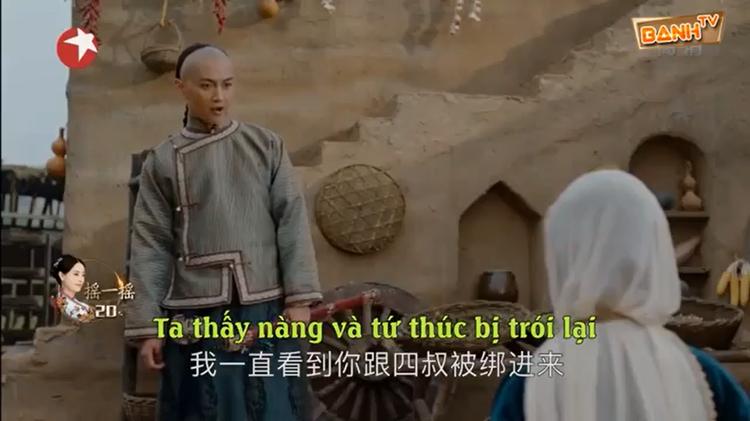 Thẩm Tinh Di không an tâm về Châu Doanh, quay lại Địch Hóa