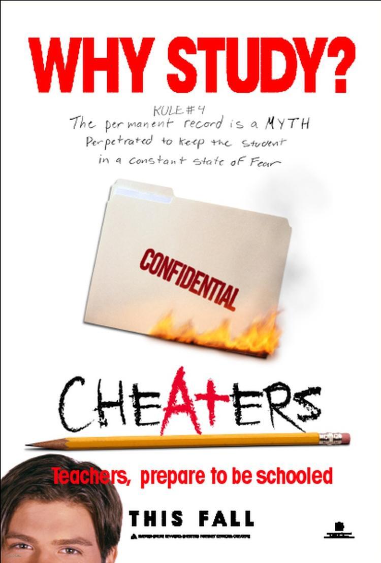 4 bộ phim học đường về đề tài gian lận trong thi cử