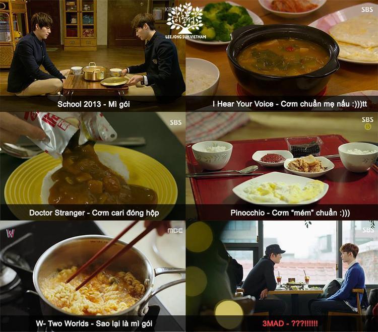 Với trình độ nấu nướng thế này trên các bộ phim truyền hình, liệu Jong Suk sẽ nấu gì trên Three Meals A Day? (Ảnh: Facebook)