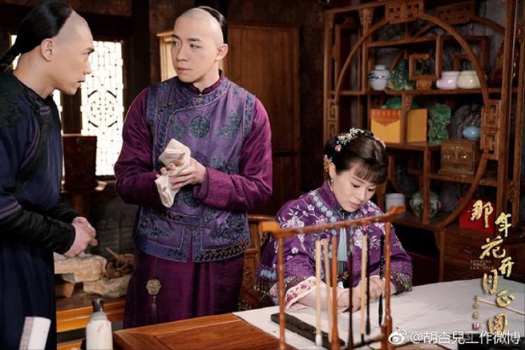 Hồ Vịnh Mai bị Tra Khôn lừa viết thư cho Ngưu Thọ Oa của Tam Thọ Bang