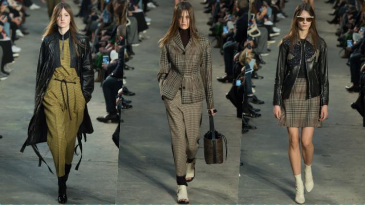 """Dù là chân váy hay jumpsuit, suit thì Phillip Lim cũng """"mê mệt""""những quý cô chuộng style điệu đà nữ tính hay năng động, thời thượng bởi sự đa dạng của mình."""