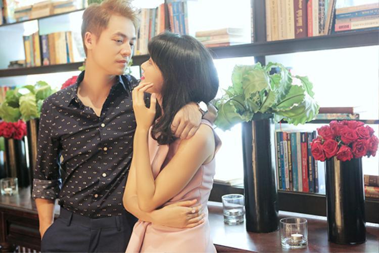 Hạ Vi khóc hết nước mắt khi vướng tình tay ba với Huỳnh Anh và Đăng Khôi