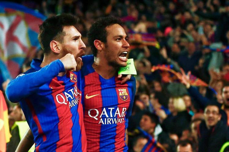 Messi đã 11 lần nhường Neymar đá phạt đền.