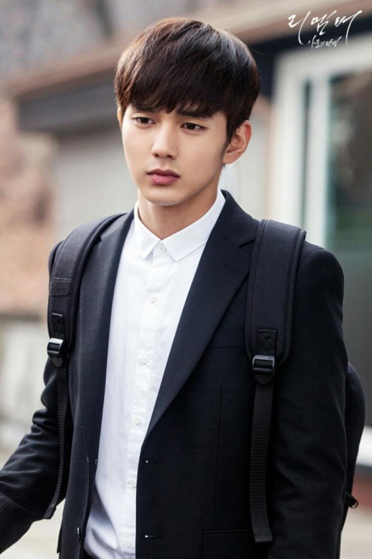 Yoo Seung-ho.