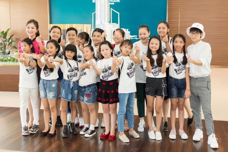 Team Hương Tràm.
