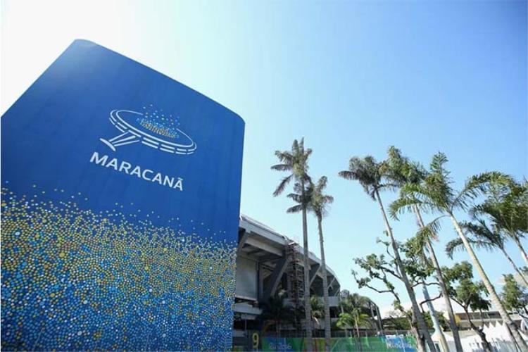 Maracana là nơi tổ chức những sự kiện thể thao ở cấp thế giới.