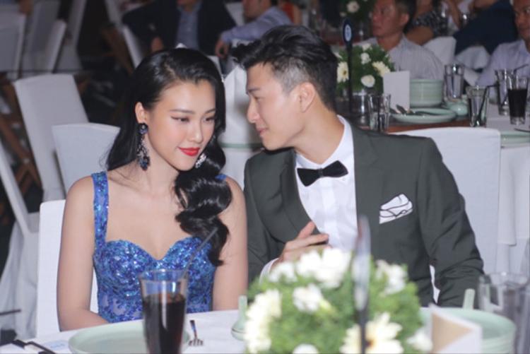 Dù cùng dự sự kiện, thậm chí đi xem phim cùng nhau nhưng Huỳnh Anh - Hoàng Oanh không có ý định quay lại.