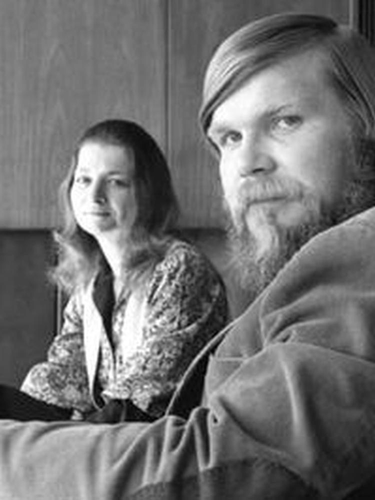 Ông bà Kathy and George Lutz năm 1977.
