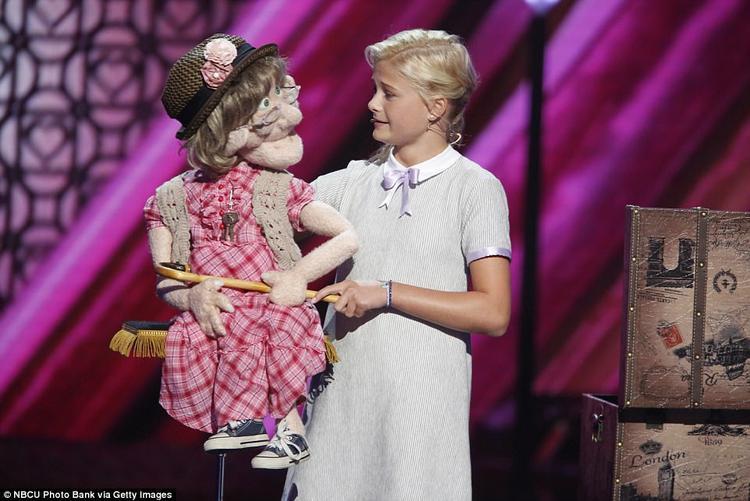 Không mở khẩu hình miệng, Darci Lynne cùng rối cưng vẫn lên ngôi quán quân Americas Got Talent