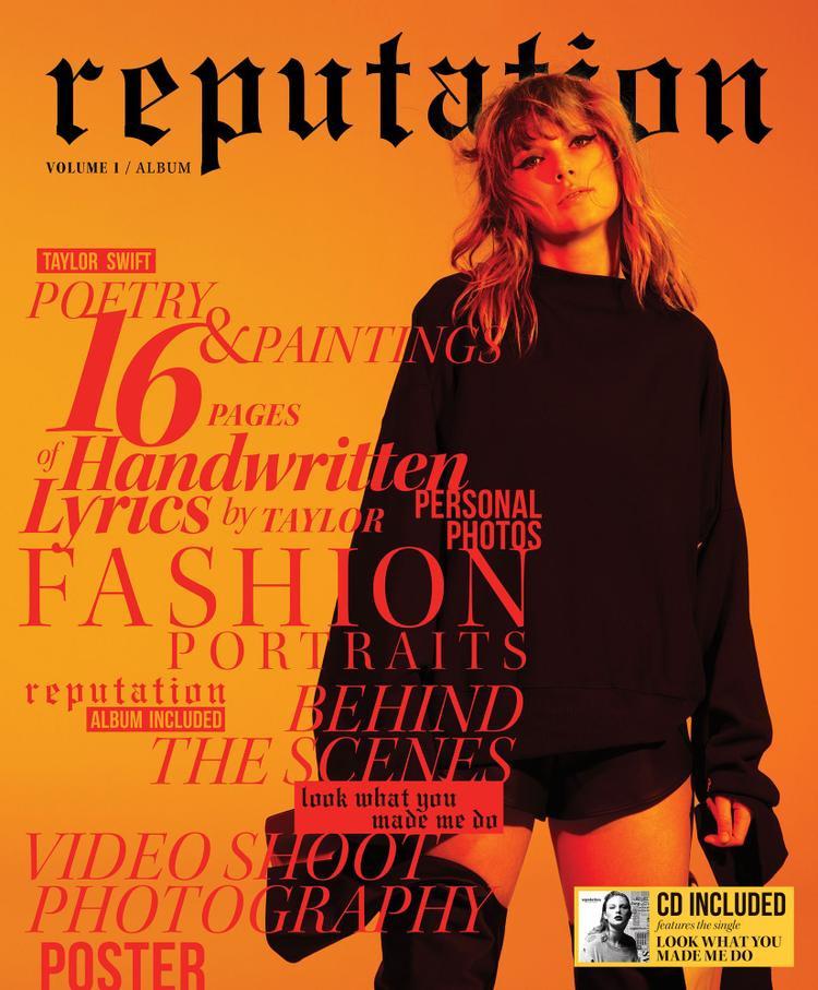 """Với một sản phẩm """"căng đét"""" và chất lừ như vậy, chắc hẳn rằng hình ảnh và âm nhạc của Taylor Swift trên sân khấu World Tour sắp tới sẽ cực kì khác biệt so với """"nàng công chúa"""" trước đây."""