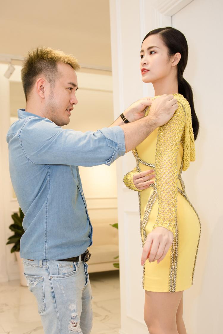Đông Nhi đã váy áo sẵn sàng, đem 2 tiết mục cũ mà mới đến Asia Song Festival