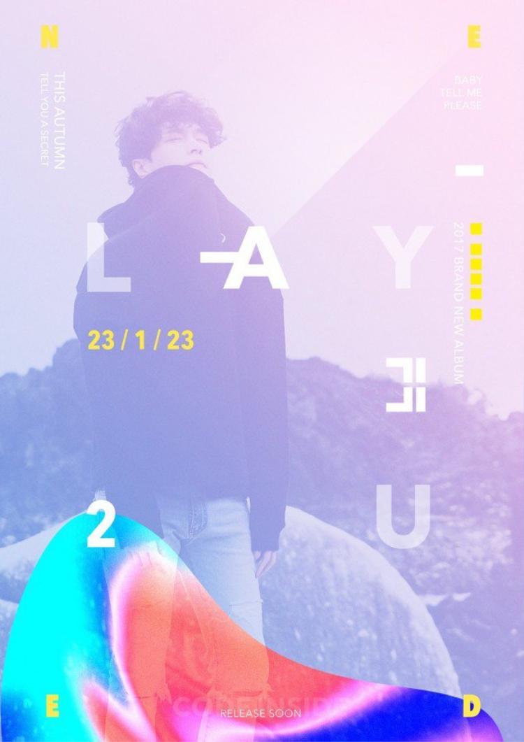 This Autumn: Tell You A Secret (Mùa thua này, nói em nghe 1 bí mật) đang trở thành từ khóa được chia sẻ liên tục. Nhiều fan còn cho rằng đây sẽ là ca khúc chủ đề ở lần trở lại này của Lay.