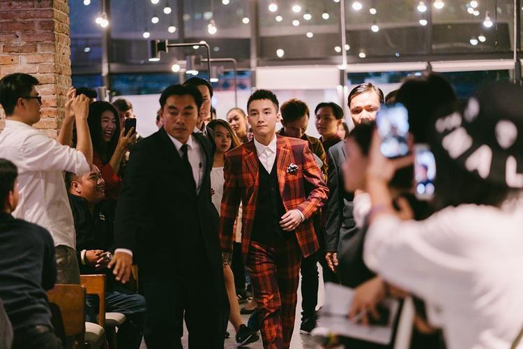 Vừa qua, Sơn Tùng M-TP trở thành tâm điểm chú ý khi là khách mời đặc biệt tại sự kiện ra mắt cuộc thi Đi và trải nghiệm Văn hóa được tổ chức tại TP.HCM.