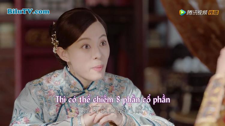Châu Doanh vẫn rất coi trọng và cố chấp với cục dệt máy