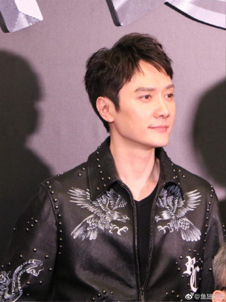Phùng Thiệu Phong đảm nhận vai Uất Trì Chân Kim