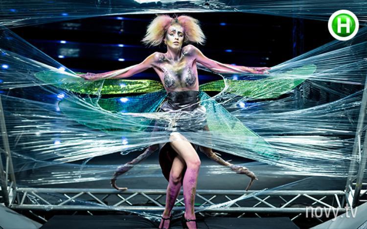 Tuy nhiên, khán giả có vẻ sợ sệt hơn là chiêm ngưỡng tính thời trang của những bộ ảnh thế này.