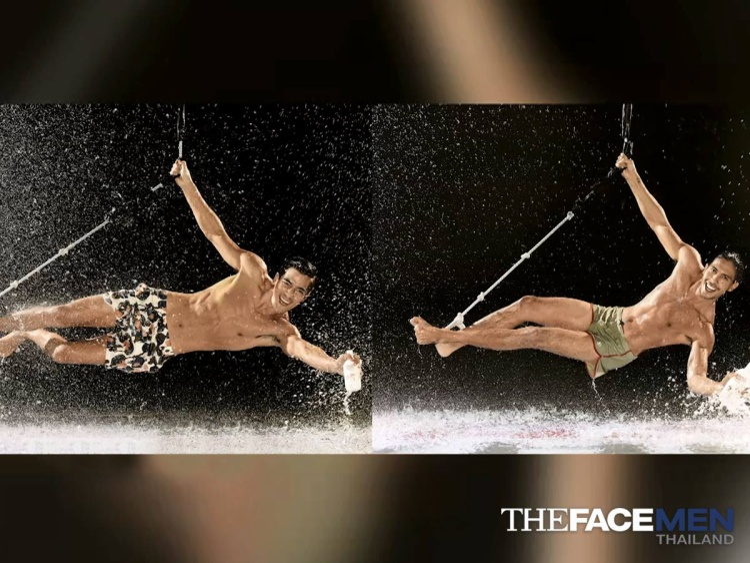 Bức ảnh khiến giám khảo đắn đo và đưa ra kết luận có hai đội chiến thắng ở tập này
