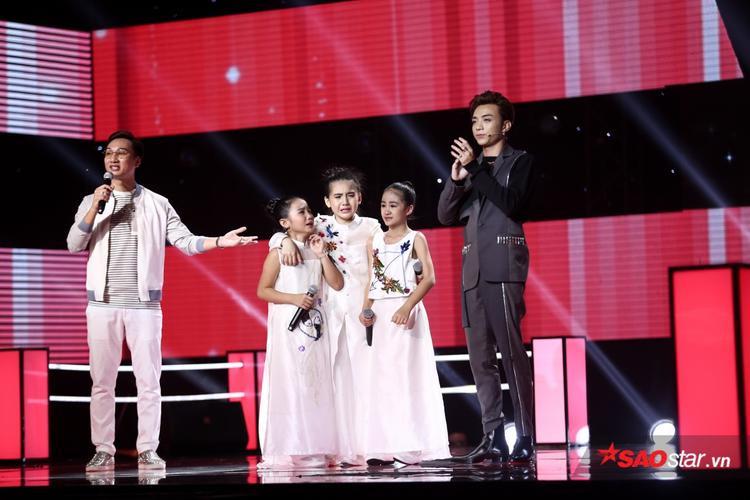 The Voice Kids 2017: Ơ kìa, bằng tuổi sao Vũ Cát Tường lại nỡ gọi Soobin Hoàng Sơn bằng anh?