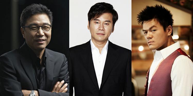 """3 """"đại gia"""" Kpop là SM, YG và JYP luôn vững vàng trong vị trí BIG3 của mình từ những năm đầu thành lập đến hiện tại."""