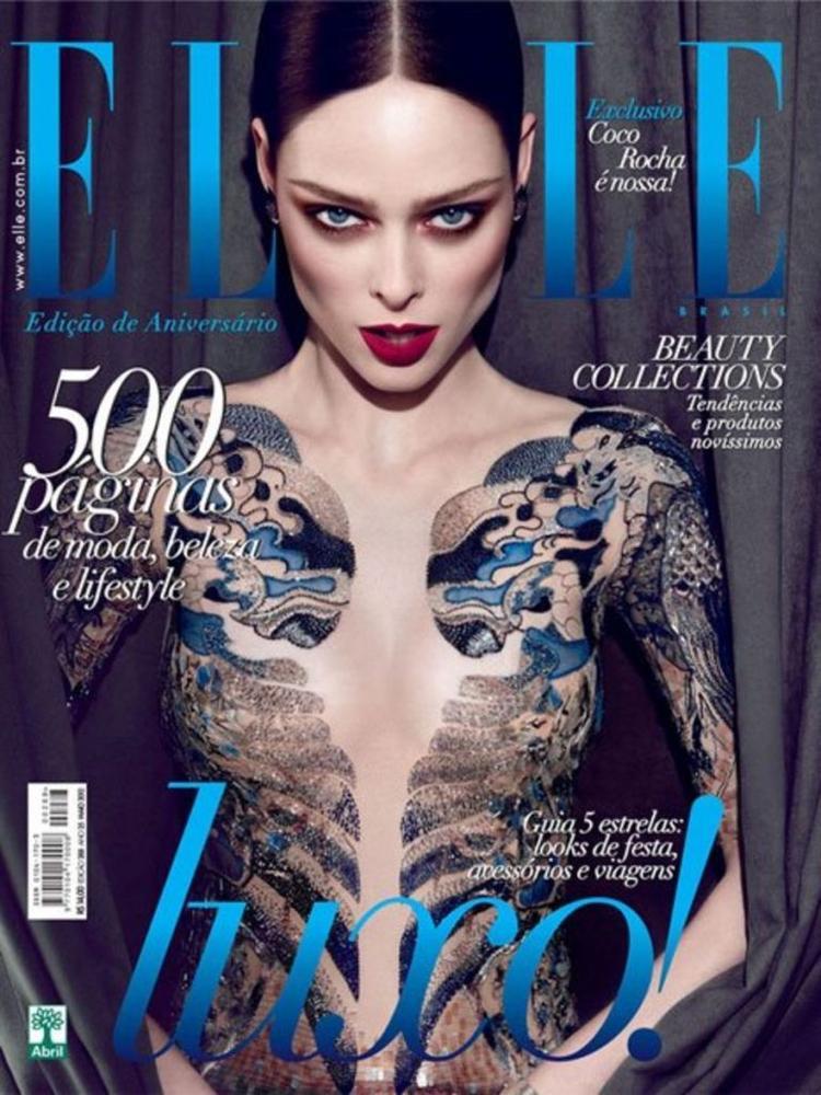 Hung Vanngo còn là tác giả của những gương mặt lung linh trên trang bìa tạp chí nổi tiếng thế giới từ ELLE…