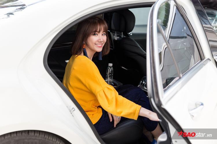 Hari Won lần đầu tiết lộ chuyện hậu hôn nhân với Trấn Thành.