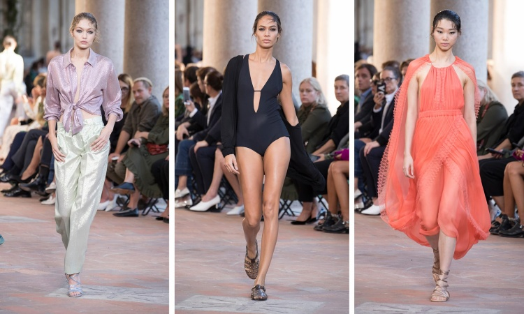 Nhìn lại 7 bộ sưu tập độc đáo tại Milan Fashion Week 2018!