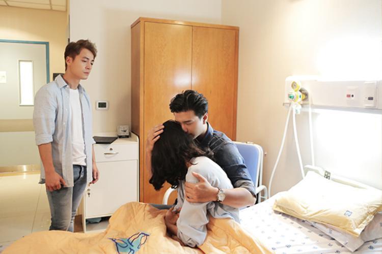 Chuyện tình tay ba giữa Đăng Khôi - Hạ Vi - Huỳnh Anh khiến nhiều người xúc động.