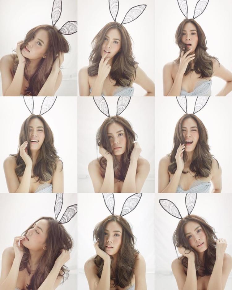 Cô là gương mặt đại diện cho nhiều thương hiệu thời trang nổi tiếng.