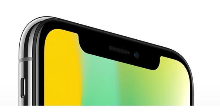 Để duy trì viền màn hình mỏng, Apple buộc phải 'hy sinh' một phần diện tích hiển thị mặt trước.