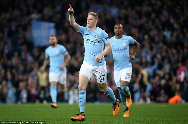 Manchester City hạ đẹp Shakhtar Donetsk dù Aguero sút hỏng phạt đền