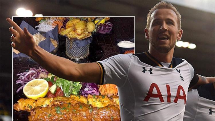 Kane rất thích bít tết.