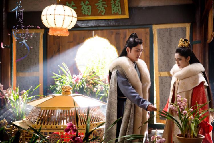 Chuyện tình đầy nước mắt của cặp đôi Hà Nhuận Đông và Trương Hinh Dư