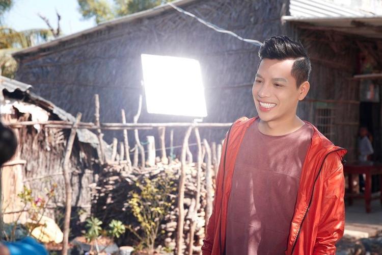 Nam diễn viên Minh Beta