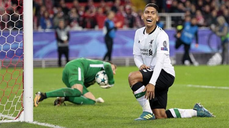 Liverpool khởi đầu thất vọng.