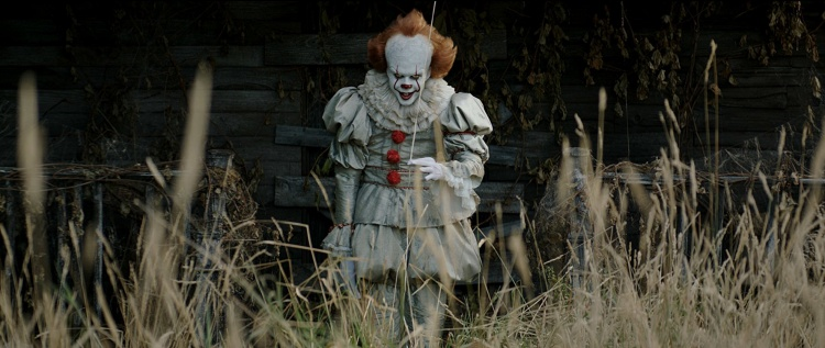 Gã hề Pennywise.