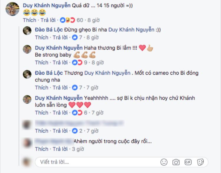 Nam diễn viên Duy Khánh đồng cảm với những gì Đào Bá Lộc giấu kín suốt thời gian qua.