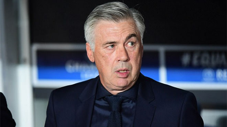 Carlo Ancelotti không đạt kết quả tốt trong thời gian ở Bayern.