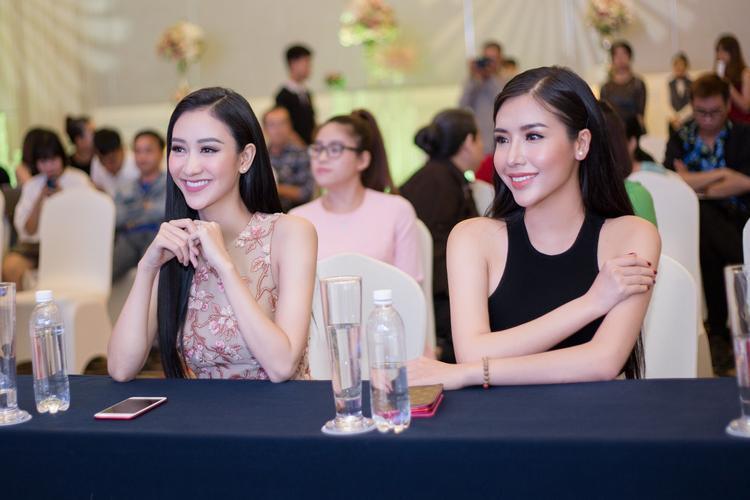 Á hậu Hà Thu là khách mời trong sự kiện lần này.