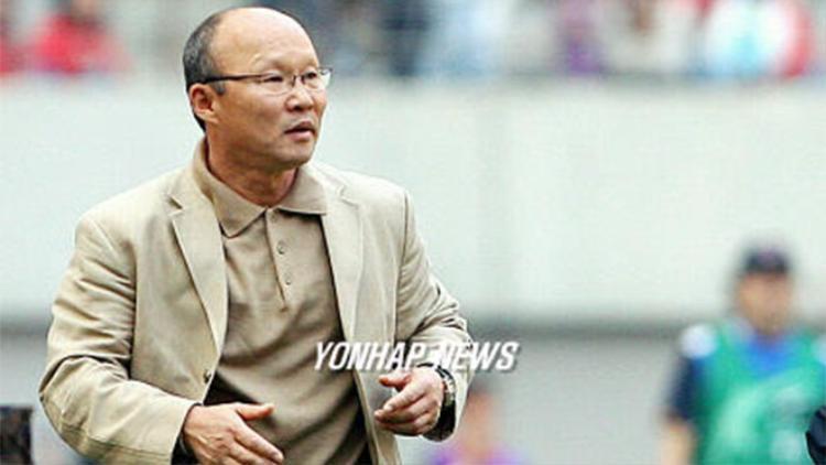Park Hang-seo đang hướng tới tuyển Việt Nam.
