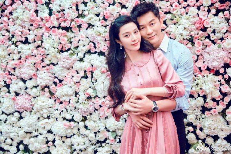 Hạnh phúc bên vị hôn phu Lý Thần