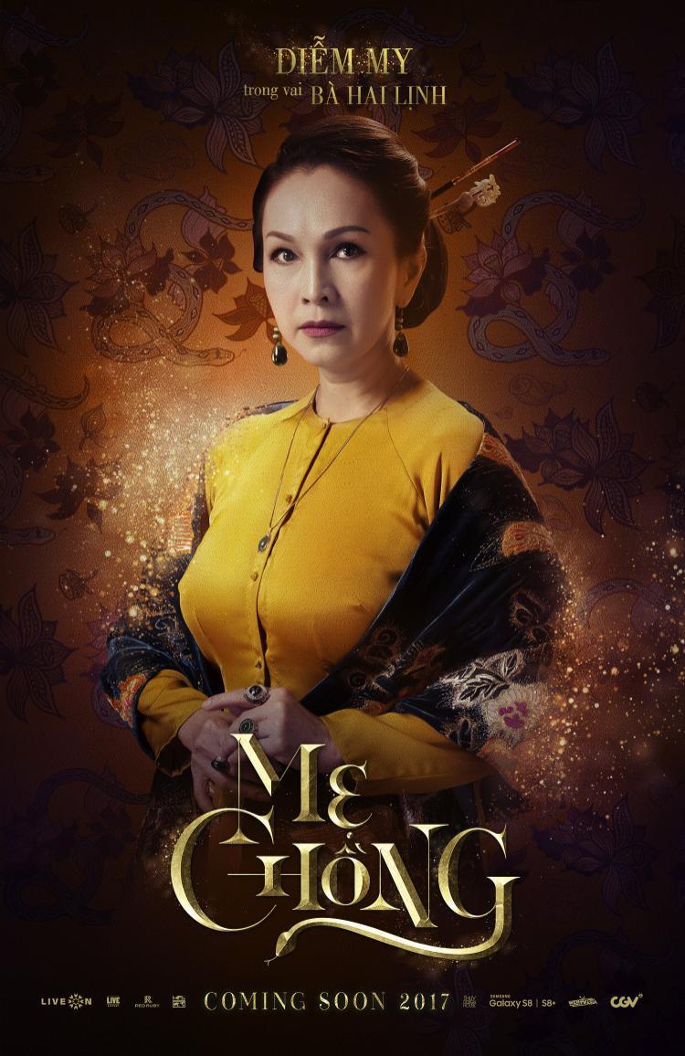 Bà Hai Lịnh (Diễm My 6x)