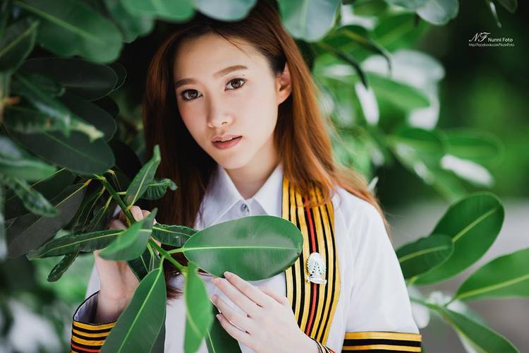 Ngôi trường nhiều hot girl nhất Thái Lan đây rồi!