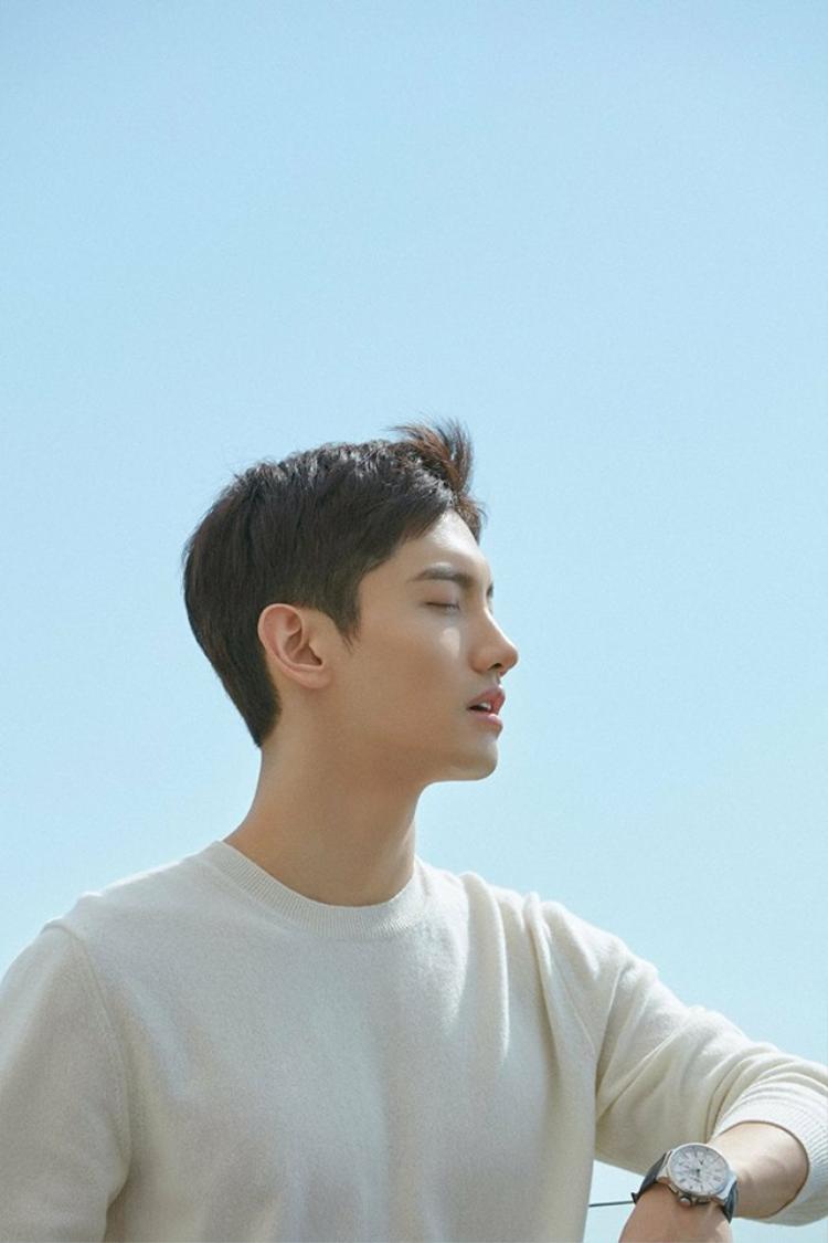 Hình ảnh Changmin trong MV mới.