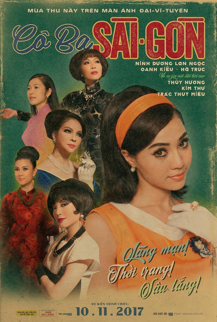 Cô Ba Sài Gòn.