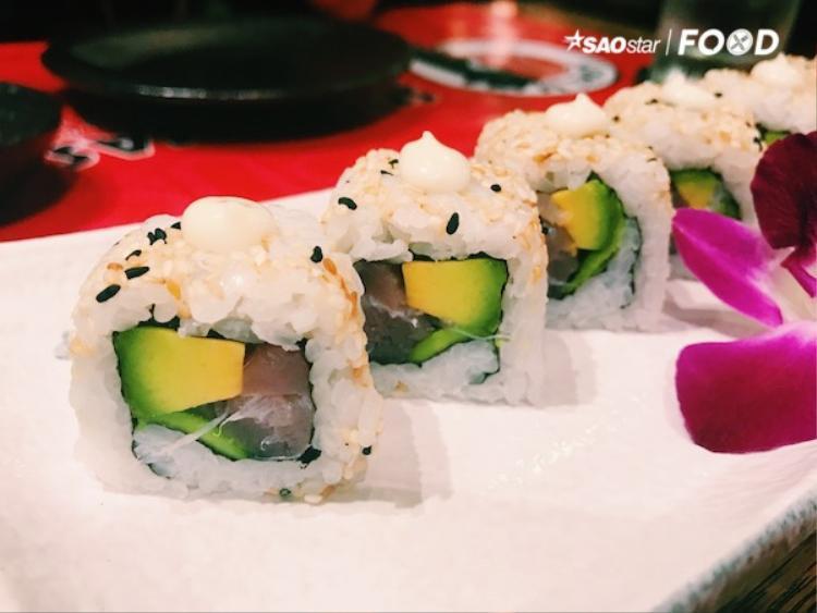 Mách bạn địa chỉ sushi giá rẻ cho ngày cuối tháng