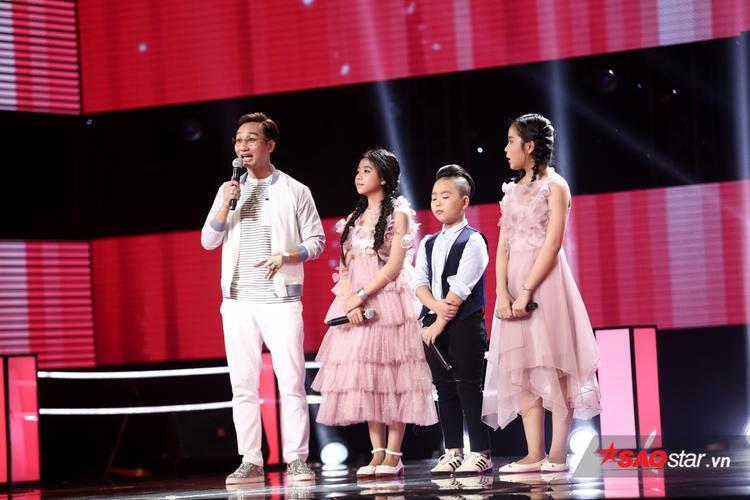 Kết quả, Quốc Thái là thí sinh sẽ bước tiếp vào vòng livehshow.