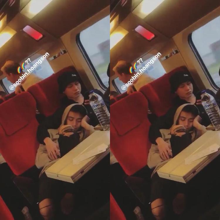 Hậu chia tay Hiền Hồ, Soobin Hoàng Sơn gây sốt với hình ảnh ôm ấp tình cảm bên trai lạ?
