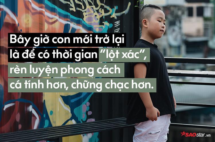 Quốc Thái The Voice Kids: Chi tiêu của gia đình hiện nay phải cậy hết vào đồng lương của mẹ